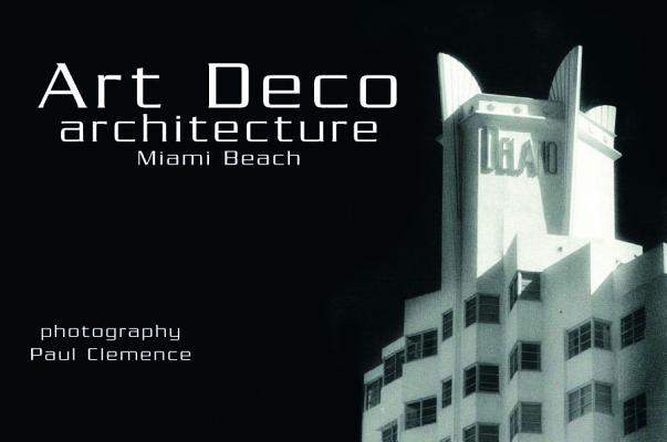Art Deco Architecture By Clemence, Paul (PHT)
